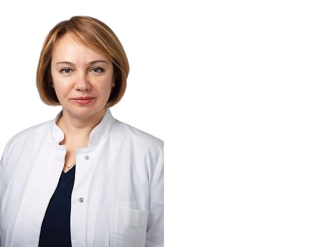 Никитина Татьяна Ивановна